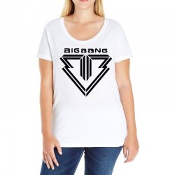 big bang k pop Ladies Curvy T-Shirt | Artistshot