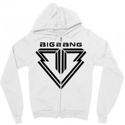 big bang k pop Zipper Hoodie | Artistshot