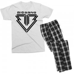 big bang k pop Men's T-shirt Pajama Set | Artistshot