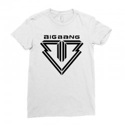 big bang k pop Ladies Fitted T-Shirt | Artistshot