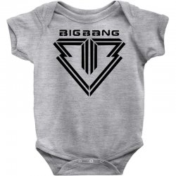 big bang k pop Baby Bodysuit | Artistshot