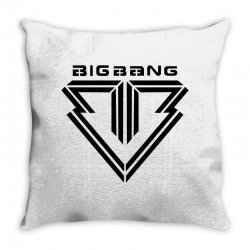 big bang k pop Throw Pillow | Artistshot