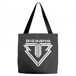 big bang k pop white Tote Bags | Artistshot