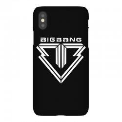 big bang k pop white iPhoneX | Artistshot