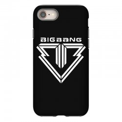 big bang k pop white iPhone 8 | Artistshot