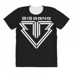 big bang k pop white All Over Women's T-shirt | Artistshot