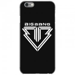 big bang k pop white iPhone 6/6s Case | Artistshot