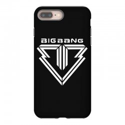 big bang k pop white iPhone 8 Plus | Artistshot