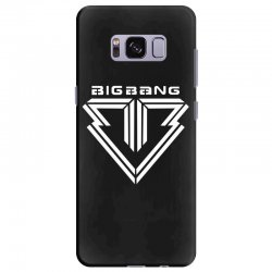 big bang k pop white Samsung Galaxy S8 Plus | Artistshot