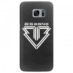 big bang k pop white Samsung Galaxy S7 Edge | Artistshot