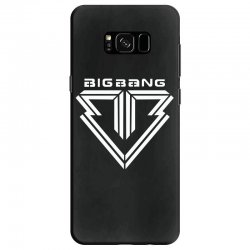 big bang k pop white Samsung Galaxy S8 | Artistshot