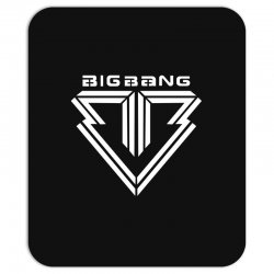 big bang k pop white Mousepad | Artistshot