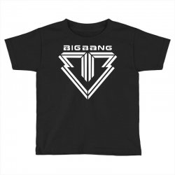 big bang k pop white Toddler T-shirt | Artistshot