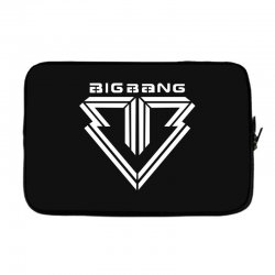 big bang k pop white Laptop sleeve | Artistshot