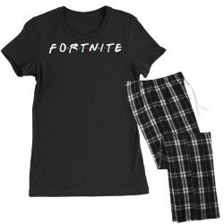 fortnite of the friends parody Women's Pajamas Set | Artistshot