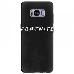 fortnite of the friends parody Samsung Galaxy S8 Plus Case | Artistshot