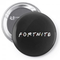 fortnite of the friends parody Pin-back button | Artistshot