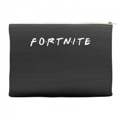 fortnite of the friends parody Accessory Pouches | Artistshot