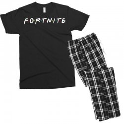 fortnite of the friends parody Men's T-shirt Pajama Set | Artistshot