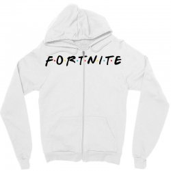 fortnite of the friends parody black Zipper Hoodie | Artistshot