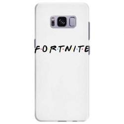 fortnite of the friends parody black Samsung Galaxy S8 Plus | Artistshot