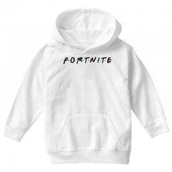 fortnite of the friends parody black Youth Hoodie | Artistshot
