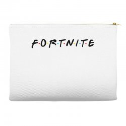 fortnite of the friends parody black Accessory Pouches | Artistshot