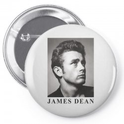 james dean Pin-back button | Artistshot