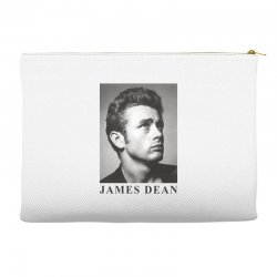 james dean Accessory Pouches | Artistshot