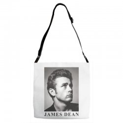 james dean Adjustable Strap Totes | Artistshot