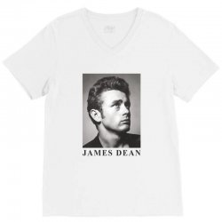 james dean V-Neck Tee | Artistshot