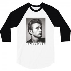james dean 3/4 Sleeve Shirt | Artistshot