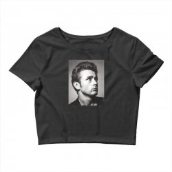 james dean Crop Top | Artistshot