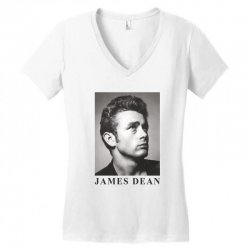 james dean Women's V-Neck T-Shirt | Artistshot