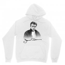 james dean with signature Unisex Hoodie | Artistshot