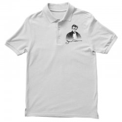 james dean with signature Polo Shirt | Artistshot