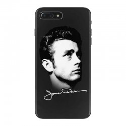 james dean with signature v.2 iPhone 7 Plus Case | Artistshot