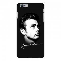 james dean with signature v.2 iPhone 6 Plus/6s Plus Case | Artistshot