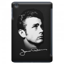 james dean with signature v.2 iPad Mini | Artistshot