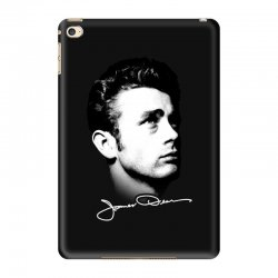 james dean with signature v.2 iPad Mini 4 | Artistshot