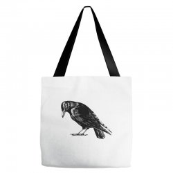The Crow Tote Bags | Artistshot