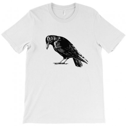 The Crow T-shirt Designed By Alpharose