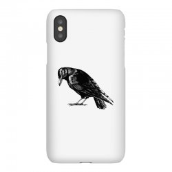 The Crow iPhoneX | Artistshot
