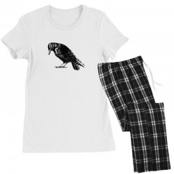 The Crow Women's Pajamas Set | Artistshot