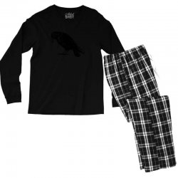 The Crow Men's Long Sleeve Pajama Set | Artistshot