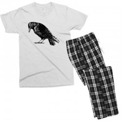 The Crow Men's T-shirt Pajama Set | Artistshot
