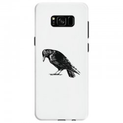 The Crow Samsung Galaxy S8 Case | Artistshot