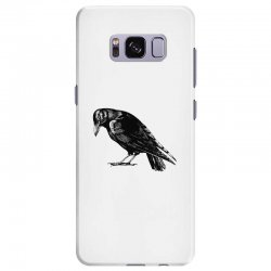 The Crow Samsung Galaxy S8 Plus Case | Artistshot