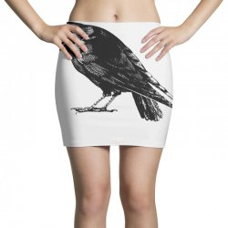 The Crow Mini Skirts | Artistshot
