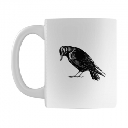 The Crow Mug | Artistshot